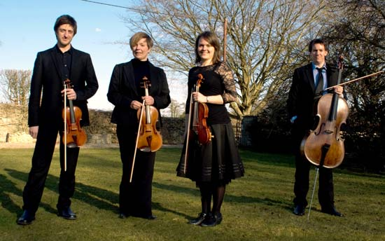Bristol String Quartet - The Ardeton String Quartet